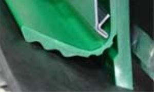 Green Duck Skirting System (Fold-N-Seal)