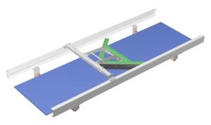 V -  and Diagonal Plows